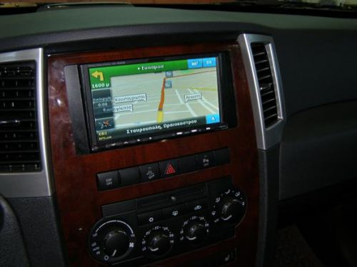 GRAND CHEROKEE 2DIN ALPINE