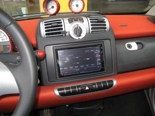 SMART FORTOW KENWOOD 2DIN