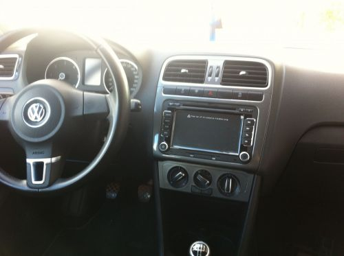 VW POLO 2013 OEM LM C004 S100