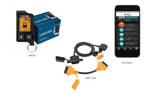 Directed CAN GPS Bundle