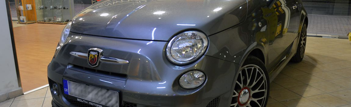 Fiat 500 Abarth OEM, Security & TV Tuner